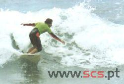 2º classificado em surf